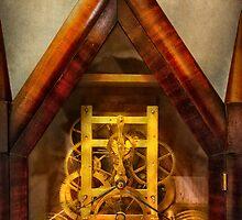 Clocksmith - Clockwork  by Mike  Savad
