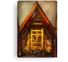 Clocksmith - Clockwork  Canvas Print