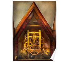 Clocksmith - Clockwork  Poster
