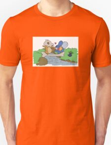 Cubone and Mudkip T-Shirt