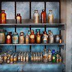 Chemist - My first chemistry set  by Mike  Savad