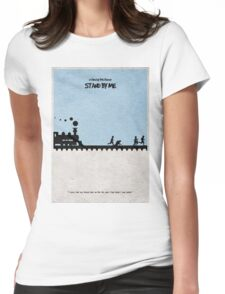 Stand by Me Womens Fitted T-Shirt