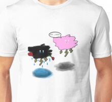 Mr Clouds First Love Unisex T-Shirt