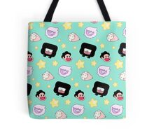 The Classroom Gems! // Steven Universe Crystal Gems Chibi Tote Bag