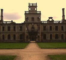 Kirby Hall, Northamptonshire by Veterisflamme