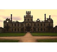 Kirby Hall, Northamptonshire Photographic Print