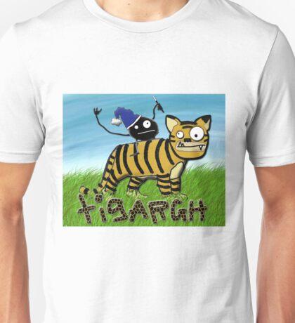 Tig-ARGH!!!! Unisex T-Shirt