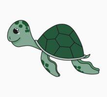 Turtle chibi Kids Clothes