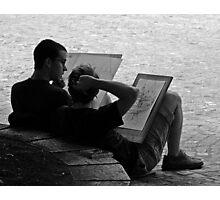 Student artists  Photographic Print