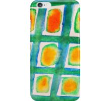 Summer Windowpane iPhone Case/Skin