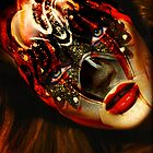 "Fashion Trend ""Mask series"" by Martin Dingli"