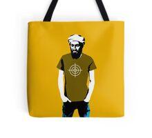 Hipster Bin Laden Tote Bag