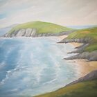 Slea Head by Geraldine M Leahy
