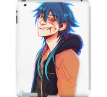 Sly Blue - DRAMAtical Murder iPad Case/Skin