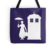 MARY WHOVIANS Tote Bag