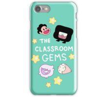 The Classroom Gems! // Steven Universe Crystal Gems Chibi iPhone Case/Skin