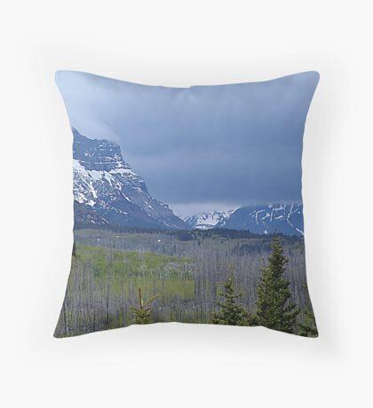 Rebirth (1) Throw Pillow