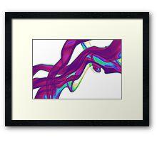 smokepure Framed Print