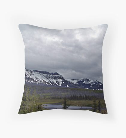 Rebirth (2) Throw Pillow