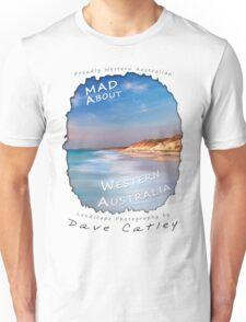 Dave Catley Landscape Photographer - Fine Art T-Shirt (Quinns Rocks) Unisex T-Shirt