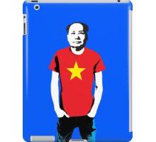 Hipster Mao iPad Case/Skin