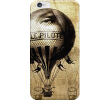 Le Pilote iPhone Case/Skin