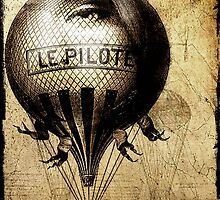 Le Pilote by garts