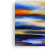 Brush Strokes no. 1 Canvas Print