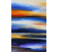 Brush Strokes no. 1 Photographic Print