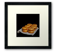 Cheese from Gouda Framed Print