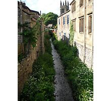 The Beck, Helmsley Photographic Print