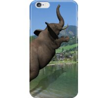 Belly Flop iPhone Case/Skin