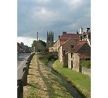 Helmsley, North Yorkshire Photographic Print