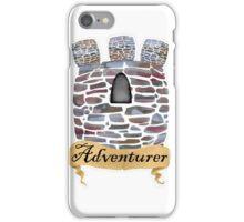 Adventurer's Tower iPhone Case/Skin
