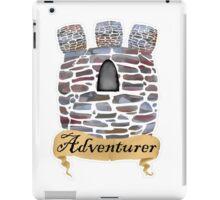 Adventurer's Tower iPad Case/Skin