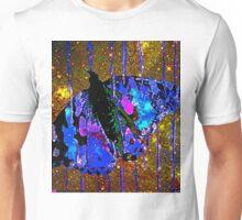 Butterfly: Celestial Blue Butterfly Unisex T-Shirt