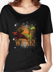 Children's Fun T Shirt - Weee! Women's Relaxed Fit T-Shirt