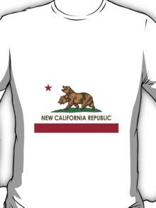 New California Republic: Fallout T-Shirt