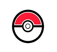 Pokemon Pokeball 1 Photographic Print