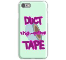 high quality duct tape iPhone Case/Skin