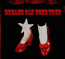 Dreams Can Come True by Saundra Myles