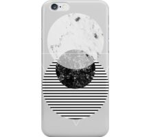 Minimalism 9 iPhone Case/Skin