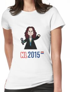 Netherlands 2015 Womens Fitted T-Shirt