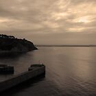 Morning over Charlestown by GlennB
