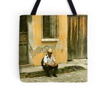 "Chapin (slang for ""Guatemalan man"") Tote Bag"