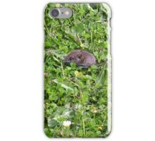 Where's that four-leafed clover? iPhone Case/Skin