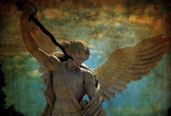 Angel of the last days by Susanne Van Hulst