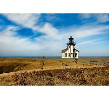 Point Cabrillo Lighthouse Dreamscape Photographic Print