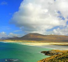 Luskentyre Beach ~ Harris by ©The Creative  Minds