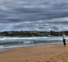 Looking at Queenscliff by Sean1066